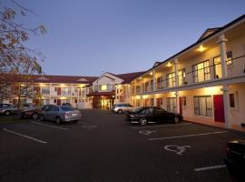 Aubyn Court Spa Motel Palmerston North Nova Zelândia