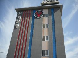 V Motel Busan South Korea