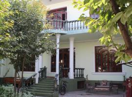 Hotel near  Dushanbe  airport:  Green House Hostel
