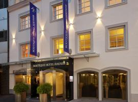 Hotel Photo: Boutique Hotel Hauser