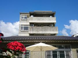 Lost and Find Homestay Guanshan Taiwan