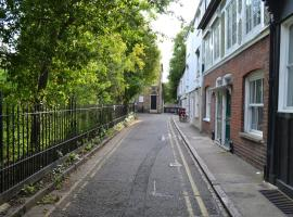 City Centre Townhouse Cambridge United Kingdom
