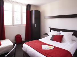 Logis Hotel Chateaubriand Nantes France