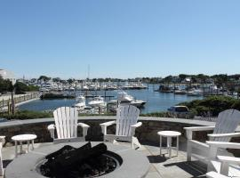 Anchor In Distinctive Waterfront Lodging Hyannis EUA