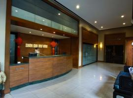 Hotel near Mansilingan: Bacolod Business Inn