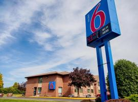 Motel 6 Syracuse East Syracuse USA