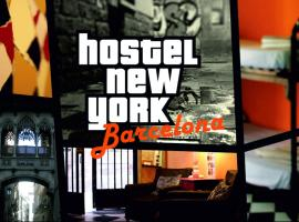 Hostel New York Barcelona Spain