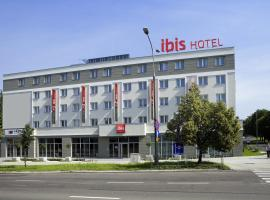 Hotel photo: Hotel Ibis Kielce Centrum