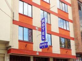 Hotel photo: Hotel el Super 8