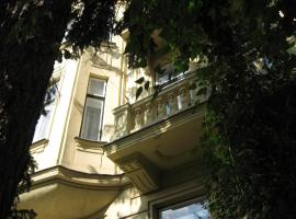 Luxury Art Noveau Apartment Viena Austria