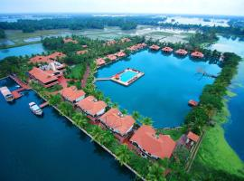Lake Palace Resort Alleppey India