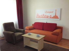 Hotel Photo: Buda Panorama Apartments