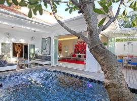 Pratumnak Regal Villa Pattaya South Thailand
