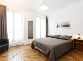 Appartement dans le centre de Paris,