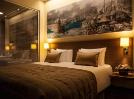 Hotel near Turkey: Gorrion Hotel Istanbul