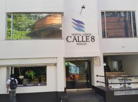 Hotel photo: Hostal Lleras Calle 8