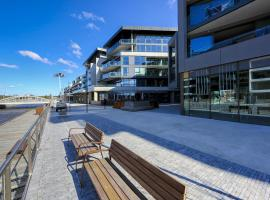 Hotel near Canberra airport : Accommodate Canberra - Dockside