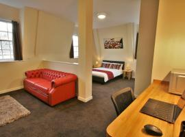 Central Hotel Gloucester by RoomsBooked Gloucester United Kingdom