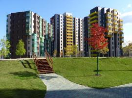 Wellton Park Apartment  Russia