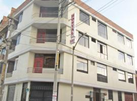 Hotel photo: Angel Hostal