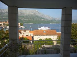 Apartment Sikasub Korčula Croatia