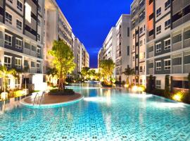 Hotel photo: The Trust Hua-Hin
