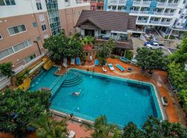 Sutus Court 5 Pattaya Central Thailand