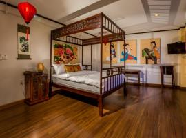 Around The World Bed and Breakfast Bangkok Thailand
