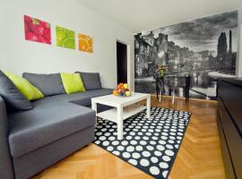 Hotel Photo: Fresh Apartamenty JFTC