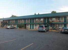 Executive Motel Eugene EUA