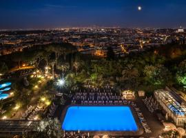 Rome Cavalieri, Waldorf Astoria Hotels and Resorts Rome Italy