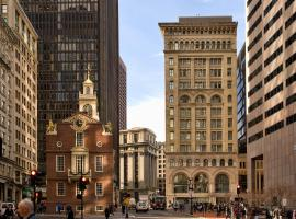 صور الفندق: Ames Boston Hotel, Curio Collection by Hilton