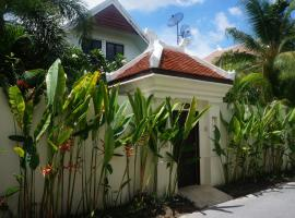Deluxe Villa Beachfront South Pattaya Ban Amphoe Thailand