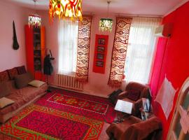 Hotel photo: Hostel Inn Bishkek