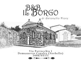 Hotel photo: B&B Il Borgo di Antonello Flore