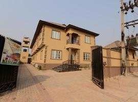 Momak Hotels and Suites Iseyin Nigeria