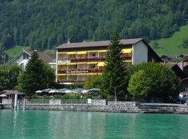 Seehotel Bären Brienz Switzerland