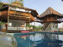 Hotel near  Sihanoukville  airport:  Wildside Villas