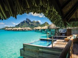 Four Seasons Resort Bora Bora Motu Tofari Polinesia Francesa