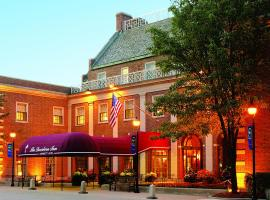 The Dearborn Inn, A Marriott Hotel Dearborn USA