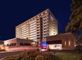 Fairfield Inn & Suites by Marriott Charlotte Uptown Charlotte United States