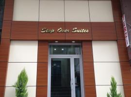 Istanbul Airport Stop Over Suites Istanbul Turkiet