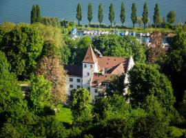 Schloss Wartegg Rorschacherberg Switzerland