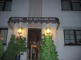 Hotel photo: Airport-Hotel zum Taubengrund