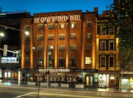 Hotel Photo: Great Southern Hotel Sydney