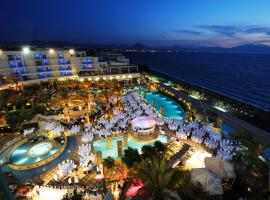 Hotel Photo: Club Hotel Casino Loutraki