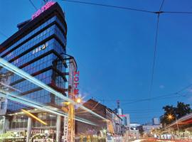 Hotel Photo: Design Hotel Mr. President Garni