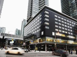 Le Germain Hotel Maple Leaf Square Toronto Canada