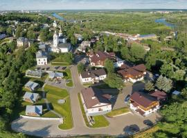 Hotel near The Golden Ring: Park Hotel Voznesenskaya Sloboda