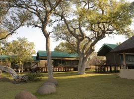 N'kelenga Tented Camp Thornybush Game Reserve South Africa